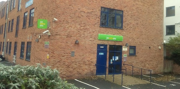 Worcester Job Centre Image