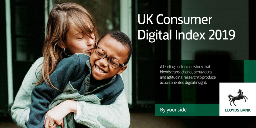 Lloyds Consumer Digital Index Image